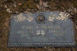 Carl A Benson