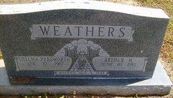 Arthur Monroe Weathers