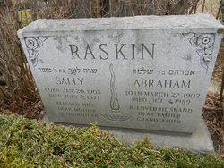 Sally Raskin