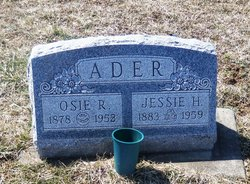 Osie R Ader