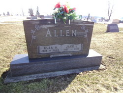 Elsa A. <i>Keller</i> Allen