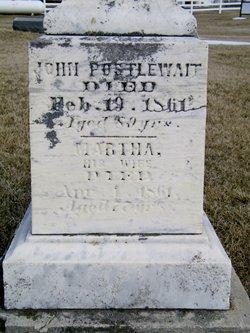 Martha Mattie <i>Campbell</i> Postlewaite