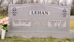 Carolyn Lee <i>Nicholson</i> Lehan