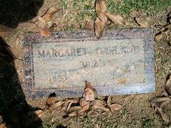 Margaret May <i>Burnham</i> Oakland