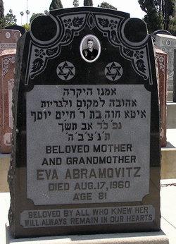 Eva Abramovitz