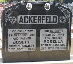 Joseph Ackerfeld