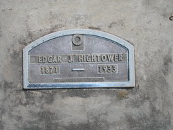 Edgar J Hightower