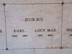 Lucy Mae <i>Chadwell</i> Burns
