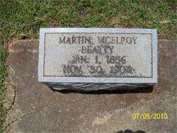 Martin McElroy Beatty