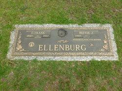 Bettie Jean <i>Flippen</i> Ellenburg