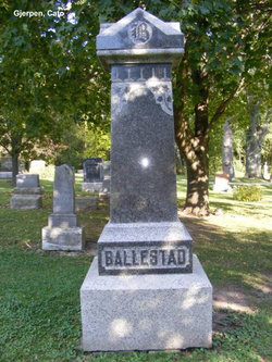 Inger Magrethe <i>Larsen</i> Ballestad