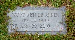 Wayne Arthur Ahner