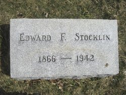 Edward Frederick Stocklin
