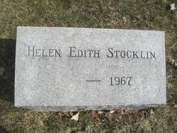 Helen Edith Stocklin
