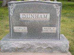 Willis M. Dunham