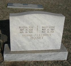 Billy Gene Honey