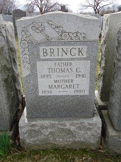 Margaret <i>McInerney</i> Brinck Miller