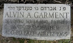 Alvin Garment