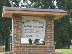 Mount Olive Methodist Church Cemetery