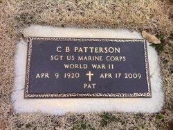 Cleone Burl Pat Patterson