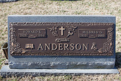 Howard Edward Anderson