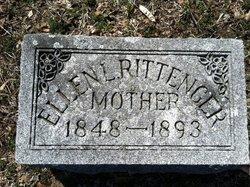 Ellen L. <i>Norris</i> Rittenger
