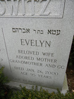 Evelyn Berkowitz