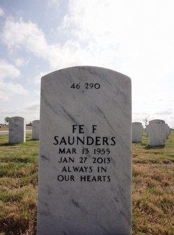 Fe F Saunders