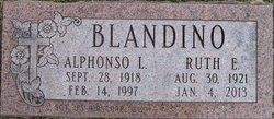 Ruth Elizabeth <i>Stumpf</i> Blandino