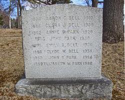 Clara Josephine <i>Marsh</i> Bell