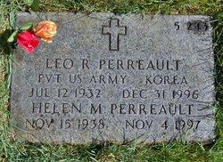 Helen M Perreault
