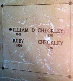 William David Checkley