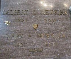 Delbert Newkirk
