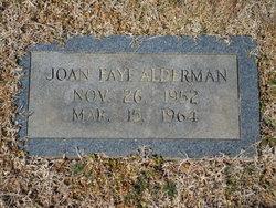 Joan Faye Alderman