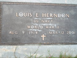 Louis Edward Herndon, Jr
