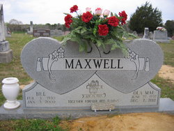 Ola Mae <i>Yates</i> Maxwell