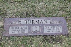 Ola <i>Jeffreys</i> Borman