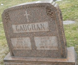 John F Gaughan