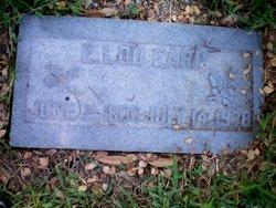 Essie Lou Earp