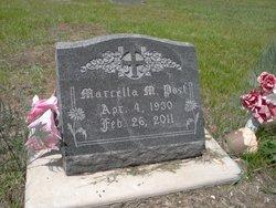 Marcella Mae Marcie <i>Rosenau</i> Post