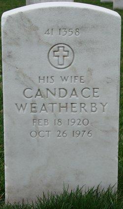 Candace Grace Candy <i>Weatherby</i> Mossler-Garrison