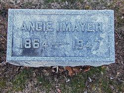 Angeline Irene Angie <i>Swigert</i> Mayer