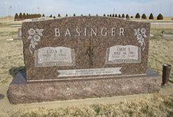 Lida F Basinger