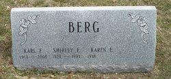 Shirley E. <i>Sloane</i> Berg