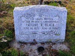 Pauline Ros <i>Lisle</i> Black
