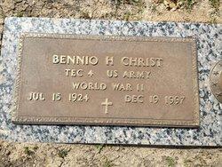 Bennio H. Christ