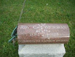 Roy Christmas Wickman