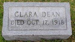 Clara R. <i>Carter</i> Dean