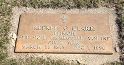 Alfred G. Clark