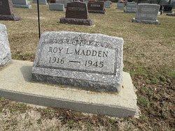 Roy Leslie Madden